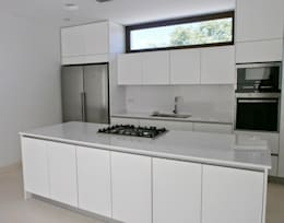minimalistic Kitchen by Cocinasconestilo.net