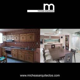 Valencia - Micheas Arquitectos:  de estilo  por Micheas Arquitectos
