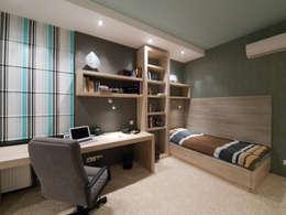 T residence: Рабочие кабинеты в . Автор – Didenkül+Partners