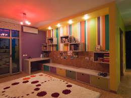 T residence: Детские комнаты в . Автор – Didenkül+Partners