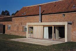 industriële Huizen door Hudson Architects