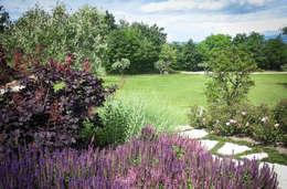Projekty,  Ogród zaprojektowane przez exTerra | Consulenze ambientali e Design nel verde