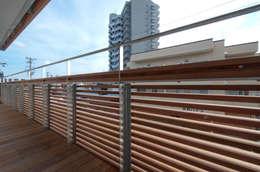 Teras by 家山真建築研究室 Makoto Ieyama Architect Office