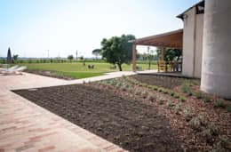 Сады в . Автор – exTerra | Consulenze ambientali e Design nel verde