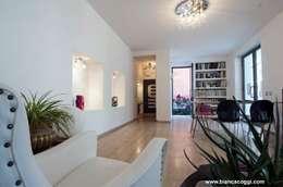 mediterranean Living room by Bianca Coggi Architetto
