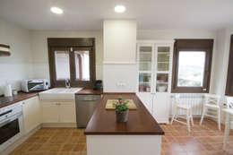 Ein romantisches landhaus for Cocinas terminadas