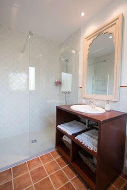 Canexel: klasik tarz tarz Banyo
