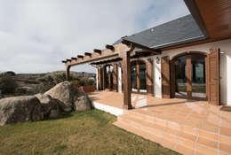 Projekty,  Ogród zaprojektowane przez Canexel