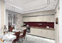 Лаборатория дизайна 'КУБ'의  주방