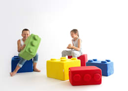 Chambre d'enfants de style  par NOOBOO