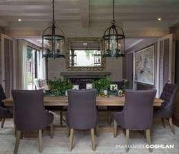 Salle à manger de style de style Moderne par MARIANGEL COGHLAN
