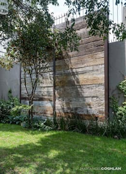 20 designs of boundaries and fences to protect your home for Barda de madera para jardin