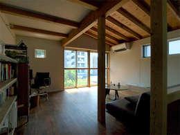 志田建築設計事務所의  거실