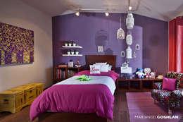 Habitaciones infantiles de estilo  por MARIANGEL COGHLAN
