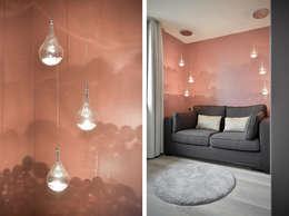 modern Bedroom by Marion Lanoë Architecte d'Intérieur