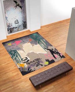 Sala de estar  por Makalu Design