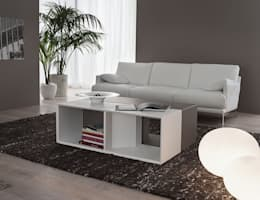 My Italian Living: modern tarz Oturma Odası