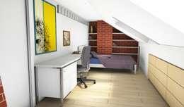 Avant projet: Chambre d'enfant de style de style Moderne par BODDAERT INTERIEUR