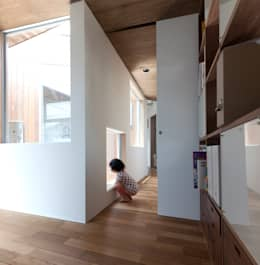 modern Windows & doors by 水野建築事務所