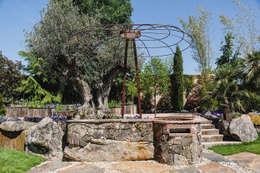 สวน by Slabon  Forja Creativa