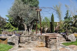 Garden  by Slabon  Forja Creativa