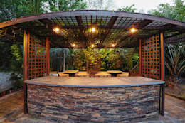 Jardines de estilo moderno por Slabon  Forja Creativa