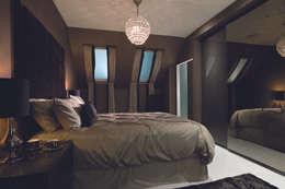 modern Bedroom by Urban Myth