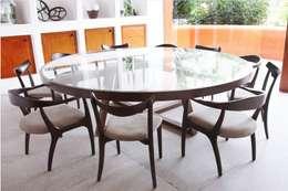 Comedor sobre Diseño: Comedores de estilo clásico por Quinto Distrito Arquitectura