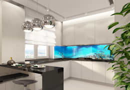 Дизайн кухни: Кухни в . Автор – DIZajio