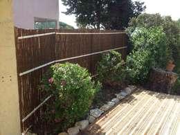 Brise vue et plantations mis en place:  de style  par In&Out Garden