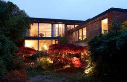 Дома в . Автор – Andreas Edye Architekten
