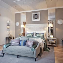 Moderne Schlafzimmer Von Sweet Home Design
