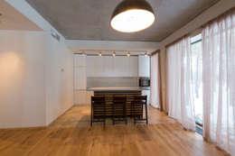 GoodLife Park дом №2: Столовые комнаты в . Автор – TSEH Architectural Group