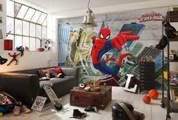Muren & vloeren door fototapete.de
