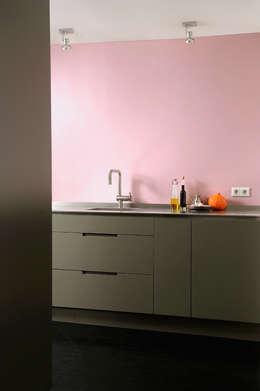 HOME #2: minimalistische Keuken door VEVS Interior Design