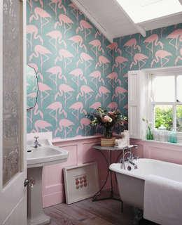 Ванная комната в . Автор – B&B Distribuzione