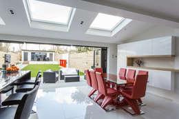 Windows & doors  by GK Architects Ltd