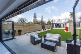 حدائق تنفيذ GK Architects Ltd