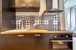 Projekty,  Kuchnia zaprojektowane przez blackStones