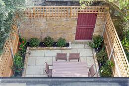 Projekty,  Ogród zaprojektowane przez GK Architects Ltd
