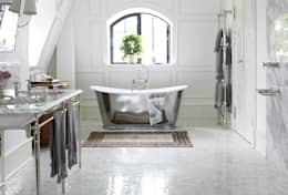 scandinavian Bathroom by Drummonds Bathrooms