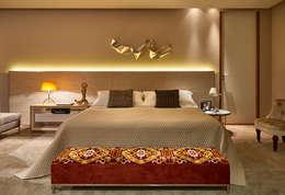 غرفة نوم تنفيذ Beth Nejm