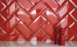 Murs & Sols de style de style Moderne par The London Tile Co.