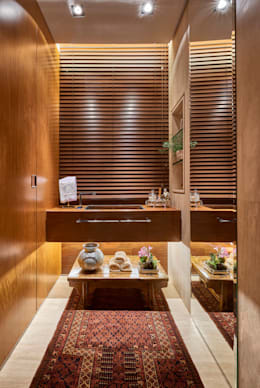 modern Bathroom by Beth Nejm