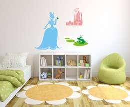 Dormitorios infantiles  de estilo  por Dunkelau Service