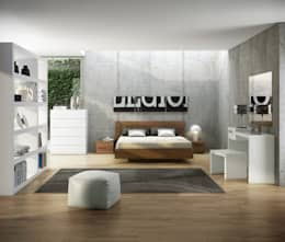 modern Bedroom by Temahome