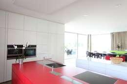 Neugebauer Architekten BDA의  주방