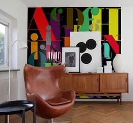 Fototapety: styl , w kategorii Ściany i podłogi zaprojektowany przez Decorations.pl