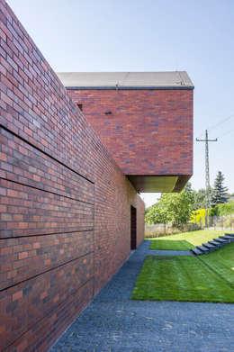 Casas de estilo moderno por KWK Promes