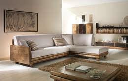 Livings de estilo mediterraneo por Rattania GmbH
